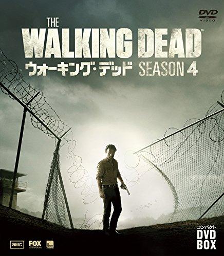 ウォーキング・デッド コンパクト DVDーBOX シーズン4