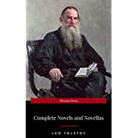 The Complete Novels of Leo Tolstoy in One Premium Edition (World Classics Series): Anna Karenina, War and Peace, Resurrection, Childhood, Boyhood, Youth. Biographies of the Author) (English Edition)