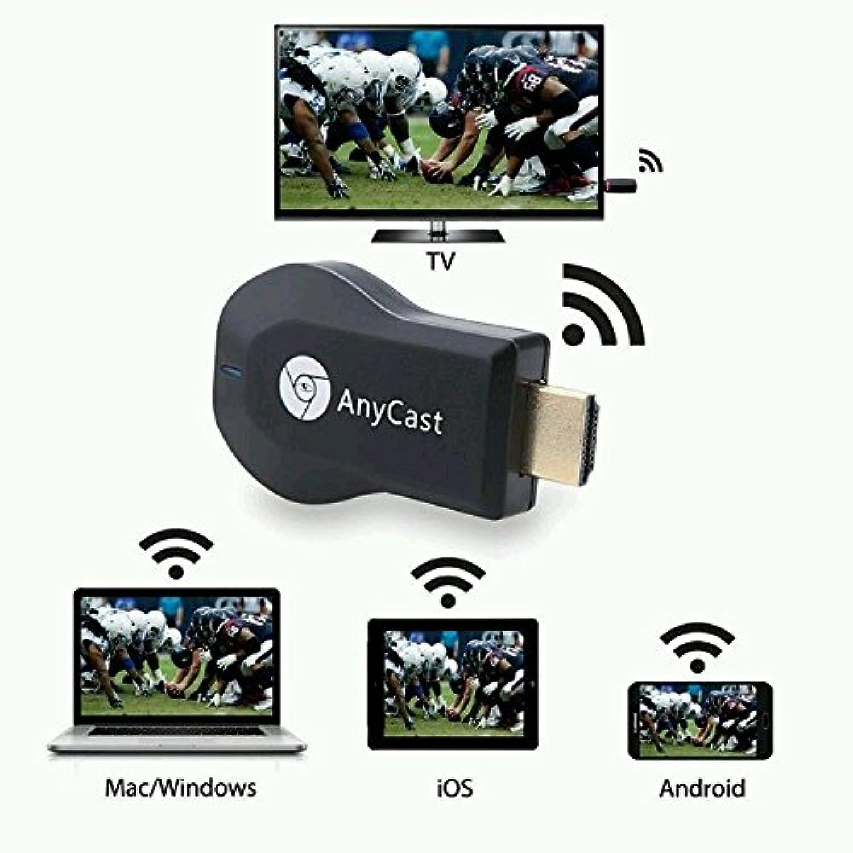 ONX3 (Wireless Dongle) Motorola moto z style Wi-FiディスプレイミラキャストドングルHDMI AirplayアダプターワイヤレスDLNAスクリーンミラーリングWi-Fiドングルレシーバー