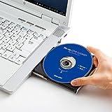 サンワサプライ ブルーレイレンズクリーナー(乾式) CD-BDD