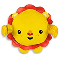Fisher-Price Peek-a-boo Giggles Griffin Lion Plush Pal [並行輸入品]