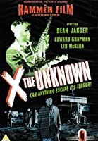 X: The Unknown [DVD] [Import]