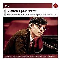 ピーター・ゼルキン/プレイズ・モーツァルト(6CD)