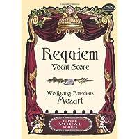 Mozart: Requiem, K 626: Vocal Score