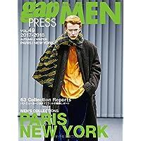 2017-2018 A/W gap PRESS MEN vol.49 PARIS/NEW YORK (gap PRESS Collection)