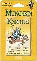 [スティーブジャクソンゲーム]Steve Jackson Games Munchkin Knights Card Game 4253SJG [並行輸入品]