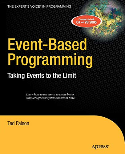 Download Event-Based Programming: Taking Events to the Limit 1430243260