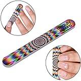 AMAA ネイルシャイナー ヌードネイル 爪やすり 爪磨き ガラス ネイルファイル ピカピカ ネイルケア