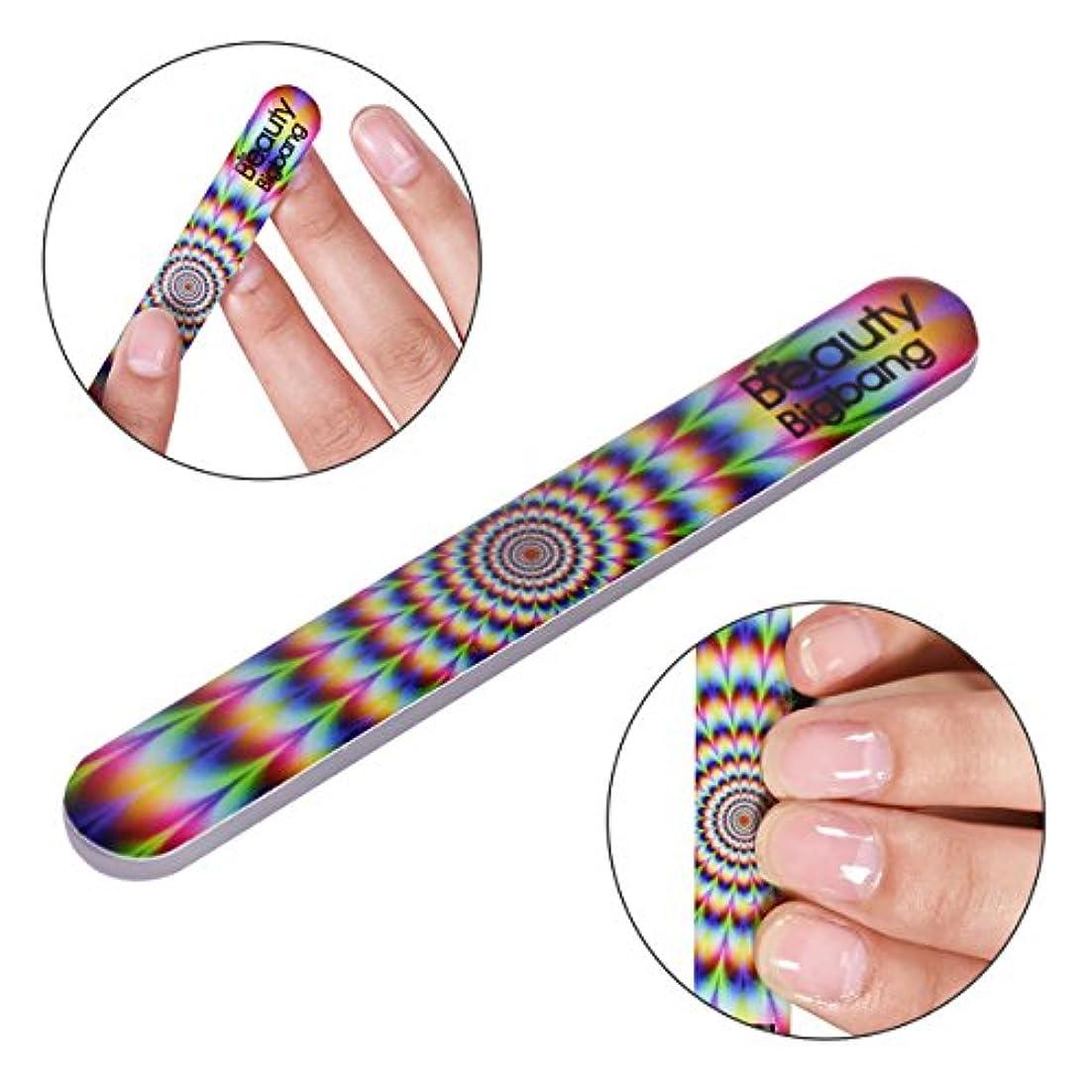 縮約計器デコラティブAMAA ネイルシャイナー ヌードネイル 爪やすり 爪磨き ガラス ネイルファイル ピカピカ ネイルケア