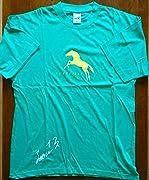 競馬 サイン入りTシャツ サプライズ 2003年 フリーサイズ