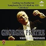 ベートーヴェン:交響曲第9番「合唱」 ジョルジュ・プレートル指揮ウィーン交響楽団、ウィーン楽友協会合唱団+ソリスト