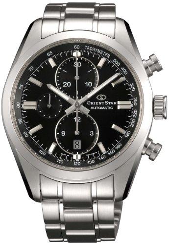 [オリエント]ORIENT 腕時計 ORIENTSTAR オリエントスター クロノグラフ 自動巻き WZ0011DY メンズ