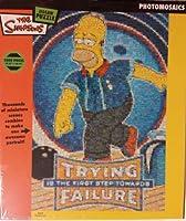 The Simpsonsしようとは障害の最初のステップ