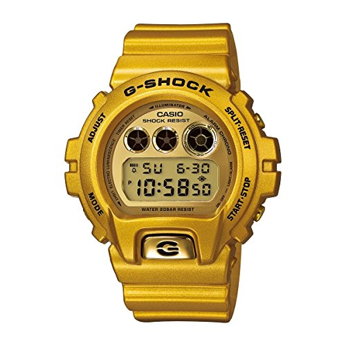 Gショック(G-SHOCK) G-SHOCK(【型番:DW6900GD9JF】Crazy Gold)【ダークゴールド/1サイズ】
