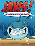 Jaws! Sharks Coloring Book