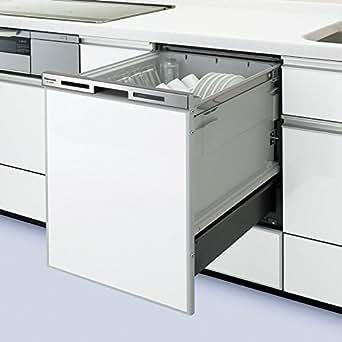 【在庫】パナソニック ビルトイン食器洗い乾燥機【NP-45MD7S】食洗機 幅45cm M7シリーズ 容量:約6人分(ドアパネル別) 操作部カラー:シルバー 食洗機(