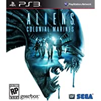 PS3 Aliens: Colonial Marines アジア版