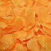 Gespout フラワーシャワー 花びら 1000枚セット ローズペダル 結婚式 誕生日 お祝い 演出 パーティー用飾り付け イベントアイテム 造花 たっぷり 可愛い 16色