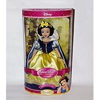 ディズニープリンセスSnowホワイト14インチ記念品Porcelain人形by Brass Key