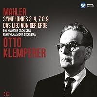 Mahler: Symphonies 2, 4, 7 & 9; Das Lied von der Erde (2014-08-03)