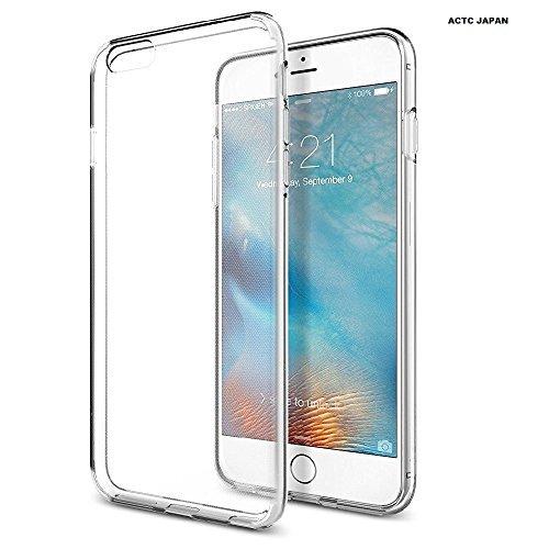iPhone6S / iphone 6 対応 透明 クリア ...