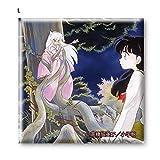 『犬夜叉』 スクエア缶バッジ vol.2 L