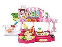 Young Toys Kongsuni Restaurant 順番に着々と豆シェフのレストラン [並行輸入品]