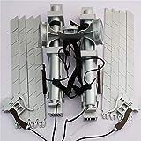 進撃の巨人 立体機動装置 Cosplay コスプレ道具(刃が置換することができる)