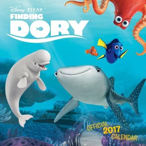 Finding Dory Official 2017 Square Calendar (Calendar 2017)