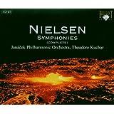 ニールセン:交響曲全集(3枚組)/Nielsen: Symphonies(complete)