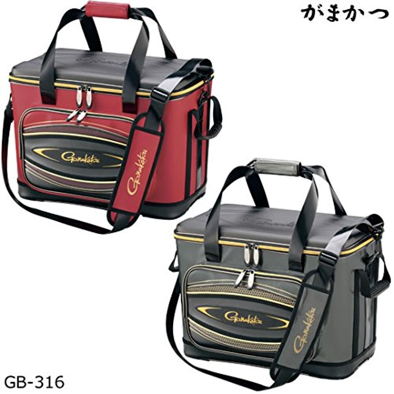 雑種雄大な製品がまかつ(Gamakatsu) フィッシングバッグ?25 GB316 レッド.