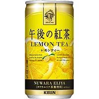 キリン 午後の紅茶 レモンティー 185g缶 20本入×4 まとめ買い