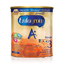 Enfagrow A+ Stage 3 Toddler Milk Formula 360 DHA+, 1-3 years, 900g