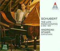 Schubert: Late Piano Sonatas