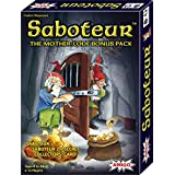 Saboteur The Mother Lode Bonus Pack Card Game Including Saboteur, 2, & A Secret Collectors' Card—Amazon Exclusive