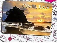 コスタリカ特別な観光土産磁気冷蔵庫マグネットのコスタリカ