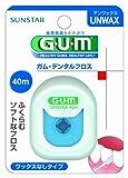 GUM(ガム)・デンタルフロス (アンワックス) 40m