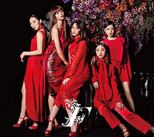 【早期購入特典あり】F(初回生産限定盤A)(オリジナル 『Flower ZINE』付)