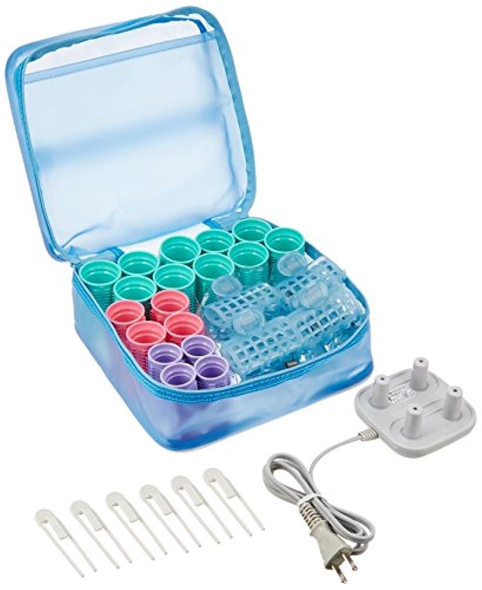 安西専制痛いパナソニック カールン18 かんたんクリップ付 青 EH9601P-A