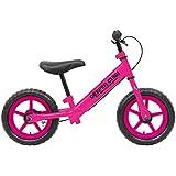 DEEPER(ディーパー) ランニングバイク DE-CHIBI ブレーキ付き ベビーピンク