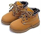(ヴェルテックス スタイル) VERTEX STYLE 子供 靴 防寒 ブーツ (13cm, ブラウン)
