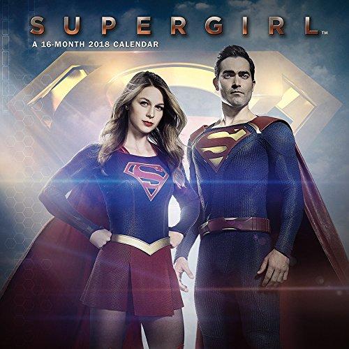 Supergirl 2018 Calendar