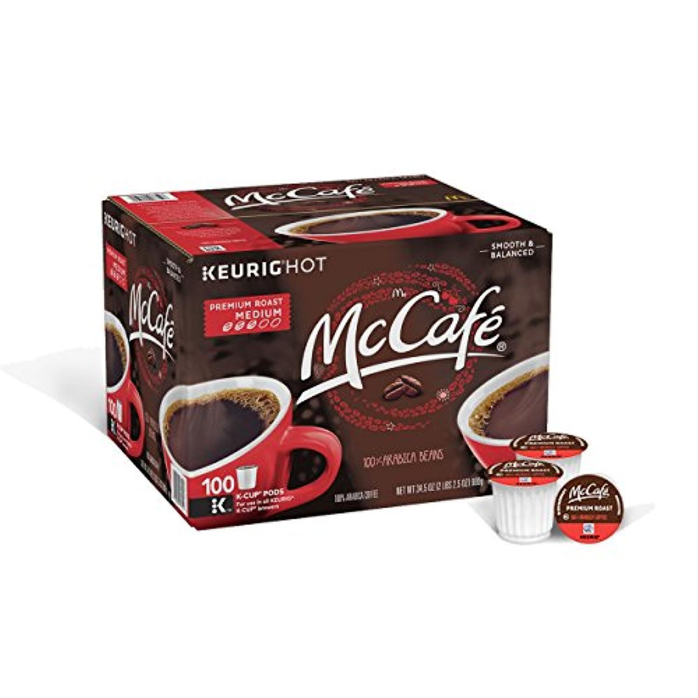 マックカフェプレミアムローストコーヒー、k-cupポッド 海外直送