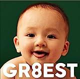 【早期購入特典あり】GR8EST(通常盤)(2CD)(オリジナルポスターB付)(音楽/CD)