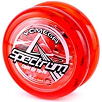 Yomega Spectrum - Light up Yo-Yo - Red [並行輸入品]