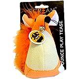 SCREAM Cat Toy, Loud Orange