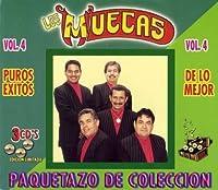 Paquetazo De Coleccion Volume 4 Puros Exitos De Lo Mejor by Los Muecas