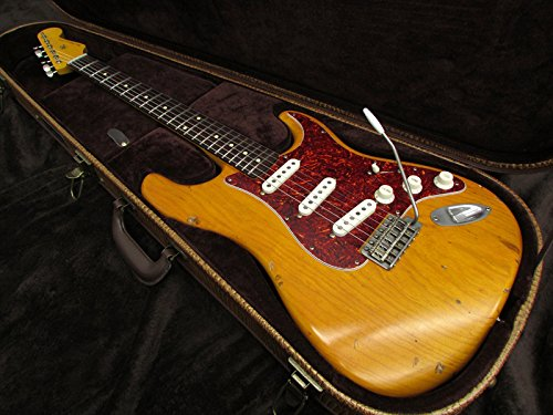 Nash Guitars S63/Ash/Amber/Rosewood-C-Neck/Lollar/Light-Aged/4PT-PG NG3444 (ナッシュギターズ S-63)