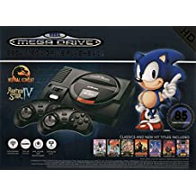Sega Mega Drive Flashback HD Classic Console セガ メガドライブ フラッシュバック HD クラシック コンソール [並行輸入品]