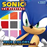 「TRUE COLORS:THE BEST OF SONIC THE HEDGEHOG Vol.2」の画像